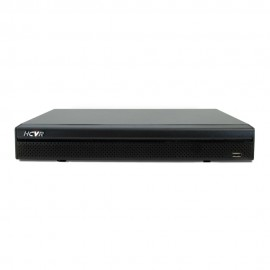 4CH 4MP Mini 1U Tribrid(HDCVI / Analog / IP +2CH) H.264+/H.264 Dual-stream Video Compression Support 1SATA HDDs Up to 6TB