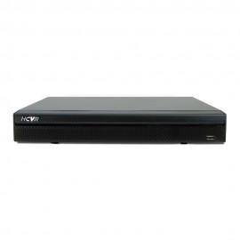 8CH 4MP Mini 1U Tribrid(HDCVI / Analog / IP +4CH) H.264+/H.264 Dual-stream Video Compression Support 1SATA HDDs Up to 6TB