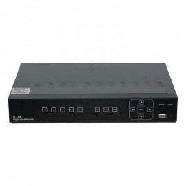 4 Channel Hybrid (960H & AHD 2.0) 1080p DVR, H.264 dual-stream, VGA and HDMI Full HD output