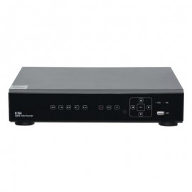 16 Channel Hybrid (960H & AHD 2.0) 1080p DVR, H.264 dual-stream, VGA and HDMI Full HD output.