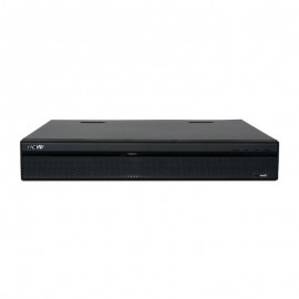 32CH 1080p Tribrid (CVI / IP / Analog) Real Time Display Recording, H.264 dual-stream, 4 HDD bays