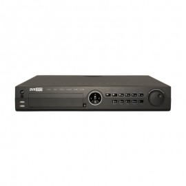 32CH 1080P 1.5U 4HDD Tribrid (TVI / IP / Analog) Real Time Display DVR, UL Listed