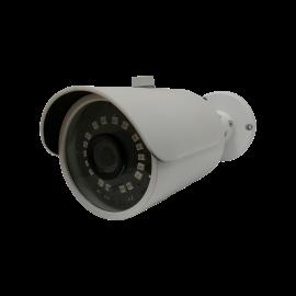 HD-TVI Bullet: 4.0MP Cameras w/4.0MP HD-Lens, Microcrystalline IR, BLC, OSD (CoC) - White