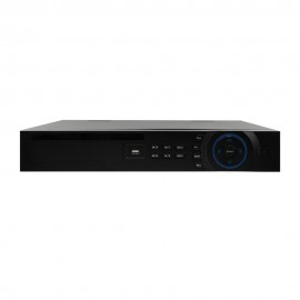 NVR: 32 Channel Ultra 4K H.265 Network Video Recorder