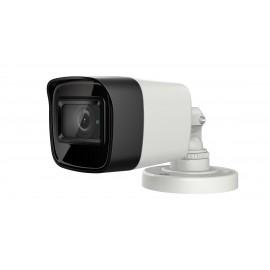 HD-TVI Bullet 4K: 4-in-1(CVI/TVI(8MP), AHD(5MP), Analog) Bullet 4K 2.8mm Fixed Lens IR LED's Weatherproof - White