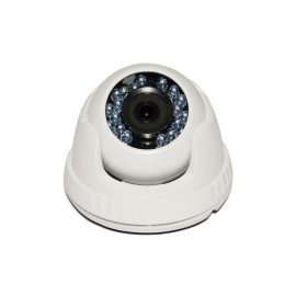 HD TVI Turent Dome 1080p 3.6mm Lens Smart IR Weatherproof. UL Listed