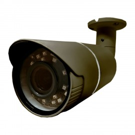 HD 4-in-1 (CVI, TVI, AHD, Analog) Bullet 1080P 2.8-12mm Vari-Focal Lens 42IR Weatherproof