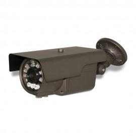 HD 4-in-1 (CVI, TVI, AHD, Analog) Bullet 1080P 5-50mm Vari-Focal Lens 3 Super & 14 Piranha IR LEDs  Weatherproof