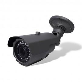 HD 4-in-1 (CVI, TVI, AHD, Analog) Bullet 4MP 2.8-12mm Vari-Focal Lens 30 New IR LEDs Weatherproof