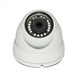 HD 4-in-1 (CVI, TVI, AHD, Analog) Turret  Dome 1080P 3.6mm Fixed Lens 24IR Weatherproof