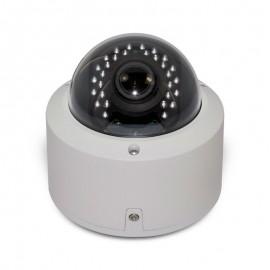 HD 4-in-1 (CVI, TVI, AHD, Analog) Vandal-Proof  Dome 1080P 2.8-12mm Vari Focal Lens, 30 IR LEDs