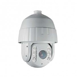 HD TVI PTZ Dome 1080P 30x Optical Zoom, Smart IR up to 330Ft. UL Listed (Wall Mount Bracket sell separately)