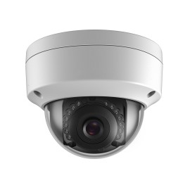 IP Dome: 8MP True WDR Fixed Mini Dome, Exterior