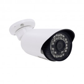 1.3MP Full HD Network IR Bullet Camera. 3.6mm Fixed Lens, IR(70ft), DWDR, IP66, PoE