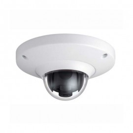 4MP Full HD Network Fisheye Camera, 180° angle view, PoE, 1K10 Vandal-proof