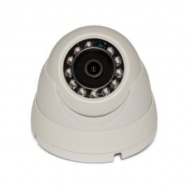 4MP Network IP Full HD IR Dome Camera, 3.6mm Fixed Lens, IR(100ft), IP66, PoE