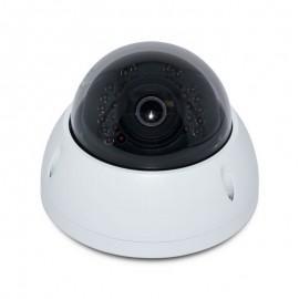 3MP Full HD Network Mini IR Dome Camera. 2.8mm Fixed Lens,  IR(100ft), IP66, IK10, PoE
