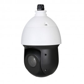 2MP H.265 Network PTZ Camera. Powerful 25x Optical Zoom, Starlight Technology IR, True WDR, Support H.265 & H.264 Triple-Streams Encoding, IR up to 328Ft Weatherproof